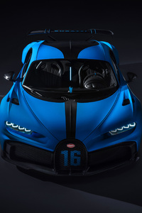2020 Bugatti Chiron Pur Sport