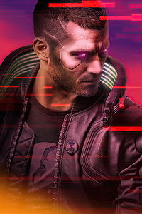 640x960 2020 Cyberpunk 2077 Game