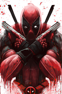 2020 Deadpool Artwork 4k