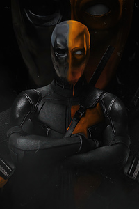 2020 Deadpool Artwork