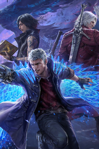 2020 Devil May Cry 4k