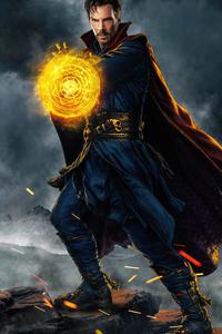 1080x2280 2020 Doctor Strange 4k