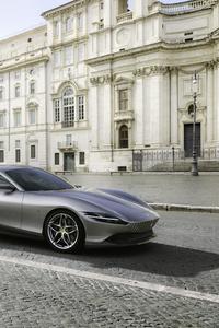 640x1136 2020 Ferrari Roma