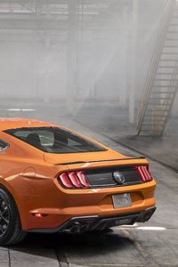 2160x3840 2020 Ford Mustang EcoBoost High Performance Package 5k