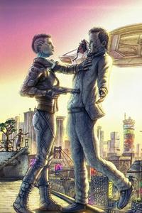 2020 Game Cyberpunk 2077 4k