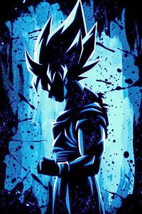 1440x2960 2020 Goku