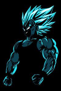 1080x2280 2020 Goku Anime 4k