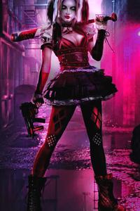 2020 Harley Quinn Artworks