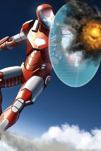 2020 Iron Man Artwork 4k