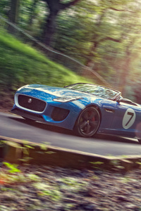 2020 Jaguar Project 7 8k