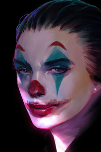 2020 Joker Art