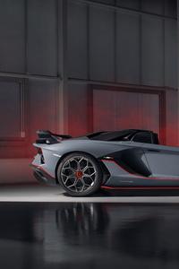 2020 Lamborghini Aventador SVJ 63 Roadster 8k