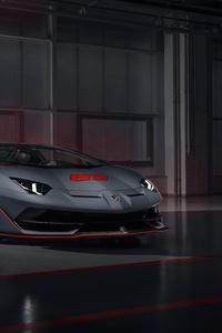 2160x3840 2020 Lamborghini Aventador SVJ 63 Roadster