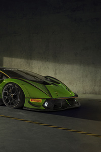 360x640 2020 Lamborghini Essenza SCV12 8k