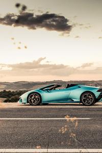2020 Lamborghini Huracan Performante 4k