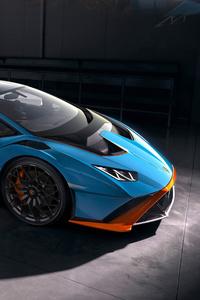 2020 Lamborghini Huracan Sto