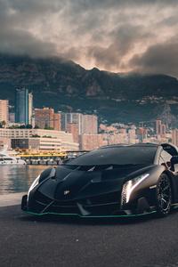 2020 Lamborghini Roadster 4k