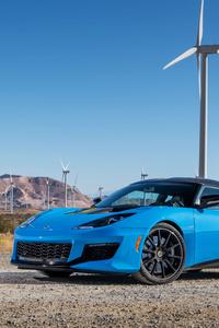 1242x2688 2020 Lotus Evora GT 8k