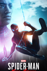 2020 Marvels Spider Man Miles Morales Game
