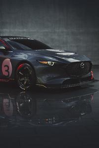 750x1334 2020 Mazda 3 Tcr