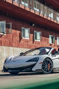 2020 McLaren 600LT 5k