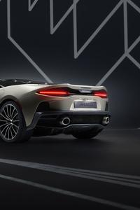 2020 McLaren GT 4k