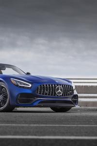 2020 Mercedes AMG GT C Roadster