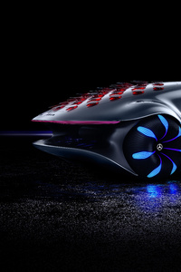 1440x2560 2020 Mercedes Benz Vision AVTR 10k New