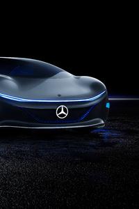 2020 Mercedes Benz Vision AVTR 10k