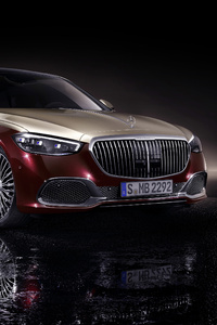 2020 Mercedes Maybach S 580