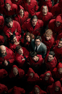 2020 Money Heist Netflix