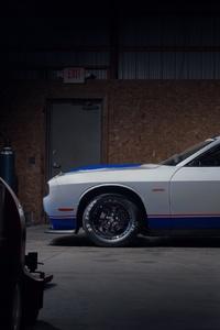480x800 2020 Mopar Dodge Challenger Drag Pak 4k