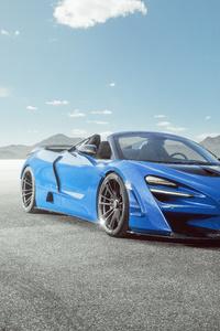 1080x1920 2020 Novitec McLaren 720S Spider N Largo