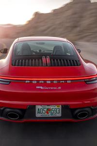 1440x2560 2020 Porsche 911 Carrera S 8k