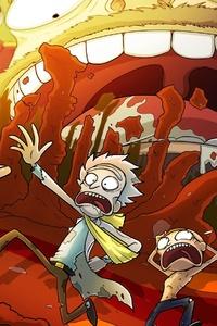 2020 Rick And Morty