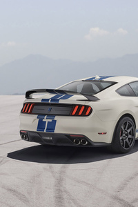 2020 Shelby GT350 Heritage Edition Rear