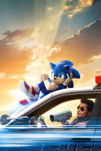 2020 Sonic The Hedgehog 4k