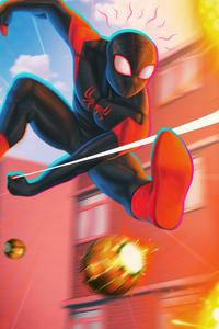 2160x3840 2020 Spider Man 4k Miles