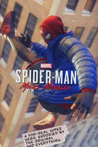 540x960 2020 Spider Man In Miles Morales Ps5 4k