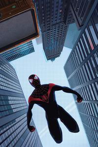 2020 Spider Man Miles Morales 4k Artwork