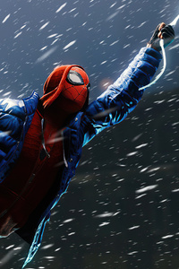 540x960 2020 Spider Man Miles Morales 4k