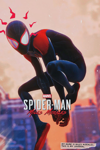 540x960 2020 Spider Man Miles Morales