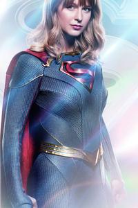 640x960 2020 Supergirl 4k