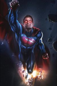 2020 Superman Henry Cavill 4k
