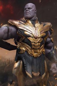 2020 Thanos 4k