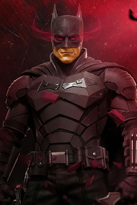 2020 The Batman Red