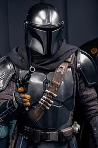 720x1280 2020 The Mandalorian Season 2