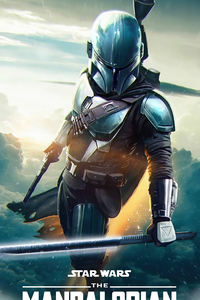 1125x2436 2020 The Mandalorian Season 2 4k