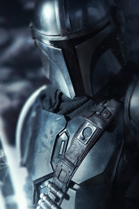 1125x2436 2020 The Mandalorian Season 2 New