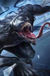 2020 Venom Artwork 4k